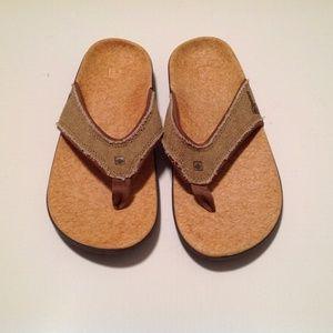 MENS Spenco arch support sandals flip flops thong